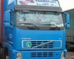 020 - ciężarówka VOLVO FH niebieska