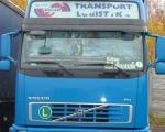 022 - ciężarówka VOLVO FH niebieska