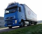 DSC06090 - ciężarówka VOLVO FH niebieska