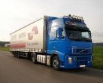DSC06097 - ciężarówka VOLVO FH niebieska
