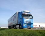 DSC06115 - ciężarówka VOLVO FH niebieska