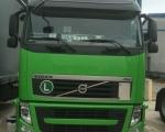 IMG_0610 - ciężarówka VOLVO FH zielona