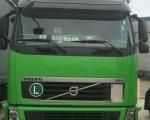 IMG_0611 - ciężarówka VOLVO FH zielona