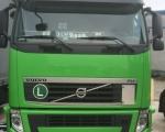 IMG_0612 - ciężarówka VOLVO FH zielona