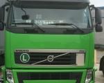 IMG_0613 - ciężarówka VOLVO FH zielona